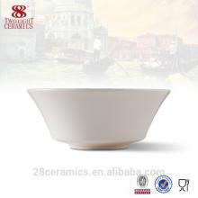 Cuenco de cerámica hecho a mano al por mayor, arroz del cuenco del esmalte