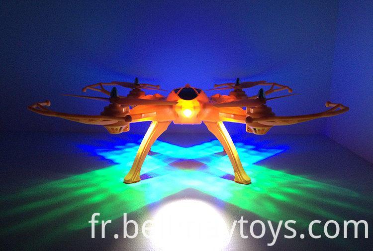 6-axis Gyro RC Quadcopter