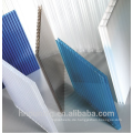 Polycarbonat-Plattenhersteller / starke Gewächshäuser / Polycarbonat-Hohlblechdach