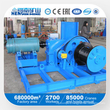 Marine Ship Boat Electric Hydraulic Towing Winch