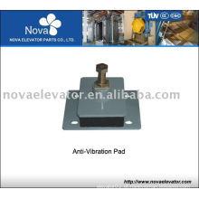 Elevador Almofada de borracha anti-vibração