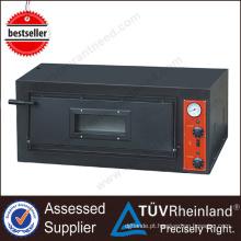 CE Heavy Duty Industrial 1/2-Layer Forno de forno de cone de ferro fundido