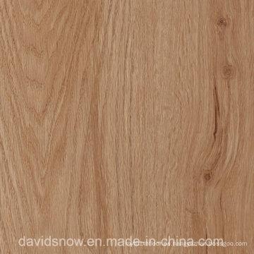 Resistencia del PVC Vinilo piso tablones de sonido varios patrones disponibles