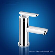 Robinets de lavabo et mélangeur à bassin à double levier