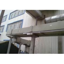 Busbar powder coating trunking system