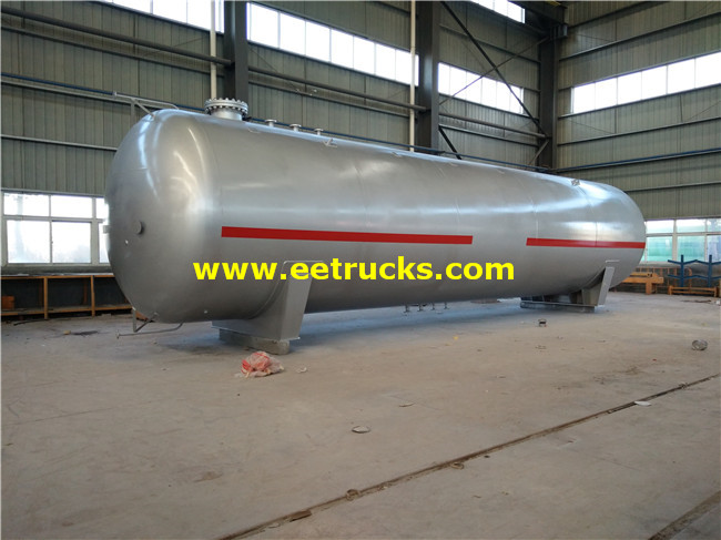 60000 Litres Propane Steel Gas Tanks
