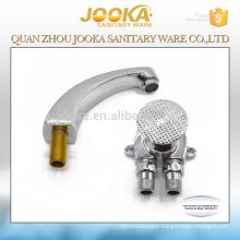 China manufacturer brass foot pedal control faucet