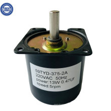 AC24V Synchronous Motor and Gearbox for Oven 50/60Hz