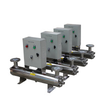 Sanitizador ultravioleta (UV) purificador de agua de estanque