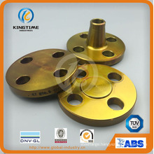 Carbon Steel Flange Blind Flange A105n Forged Flange with Ce (KT0408)