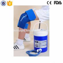 compresión del sistema de terapia fría, rodilleras ortopédicas excelentes