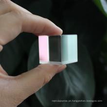 Prisma de cubo de divisor de feixe óptico preciso N-BK7