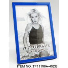 Ornate Plastic Glass Photo Frame