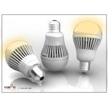 Varios de diseño bombilla LED lámpara wifi RGB controlador Epistar Cree Chips