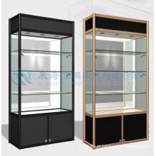 Loja de móveis Display prateleira carrinho de exposição de exposição de Metal/madeira