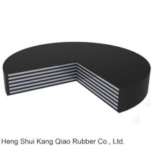 ASTM Standard Laminated Rubber Bearing Pad for Large Span Bridge Construction