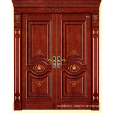 Room wooden door conference room wooden double door