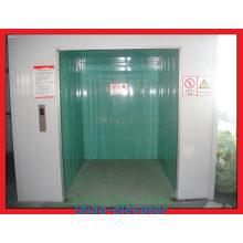 Caja del regulador de la hoja de hierro-Estándar para la elevación del elevador de carga