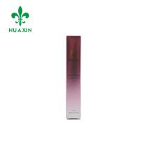 Подгонянная косметическая упаковка малая бумажная коробка с логосом печатания