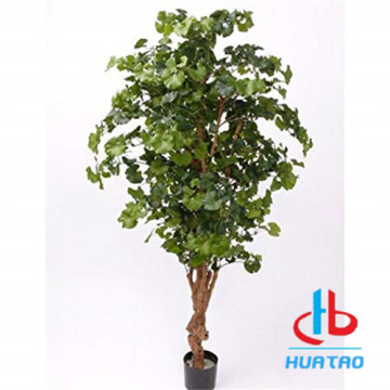 PU Artificial Ginkgo Tree