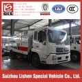 Euro 4 Street Sweeper Truck Road Cleaning