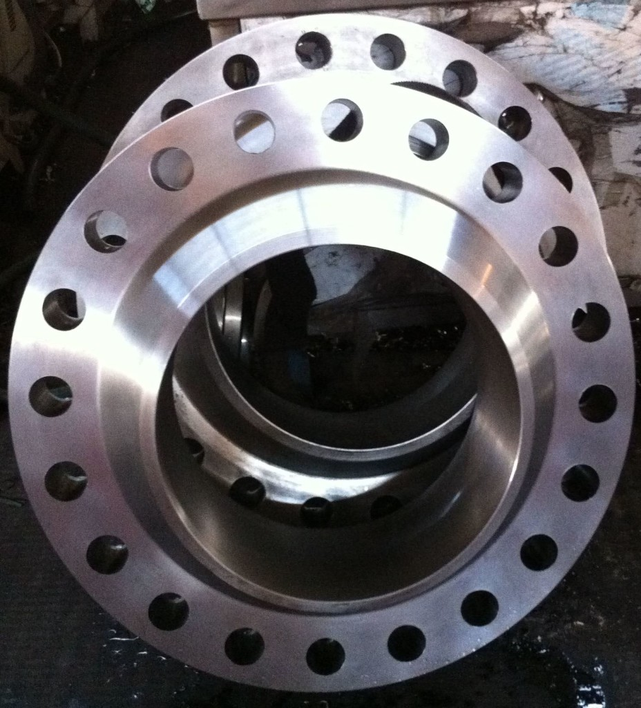 Forged Stainless Steel Blind Flange ASME B16.5/DIN/JIS/En1092-1/GB