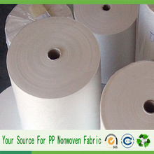Rouleau de tissu non-tissé de polypropylène Spunbond