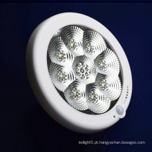 Sensor infravermelho do diodo emissor de luz da energia que conserva a luz de teto do diodo emissor de luz 7W