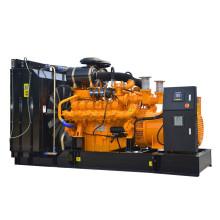 CE ISO certifié générateur de gaz naturel silencieux 500kW 625kVA