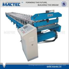 Machine entièrement automatique de double couche de cadre en acier automatique formant