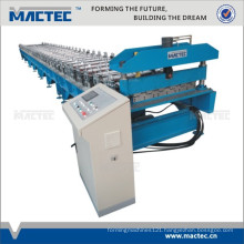 Full auto steel frame double layer forming machine