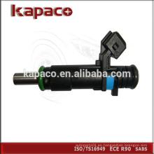 Inyector de combustible nuevo de alto flujo 55353806 para OPEL