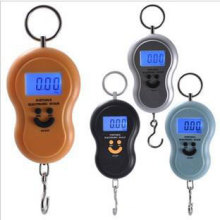 Smile Face Digital Hanging Scale
