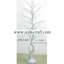 Purchasing for Artificial Dry Tree Branch Crystal Wedding Tree For Beaded Garland 150CM supply to Faroe Islands Supplier