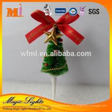 Großhandelsweihnachtsgewebe-Dekoration