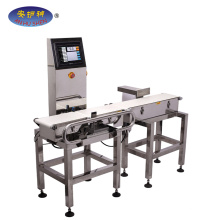 Electric Auto Bely Conveyor Dynamic Check Weighing Machine in Stocks, Automatic Dynamic Check Weigher Used at Food Industry