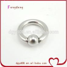 anillo de la joyería de la nariz de moda piercing joyería del cuerpo