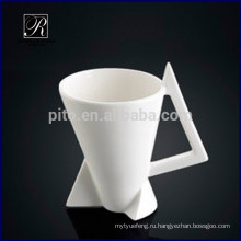 Новый дизайн procelain кружка procelain мороженое чашка десерт чашка кафетерий отельное использование