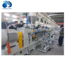High quality high output pe plastic bag sheet extrusion machine