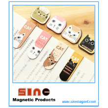 Cute Cartoon Magnetic Bookmark/Creative Gifts