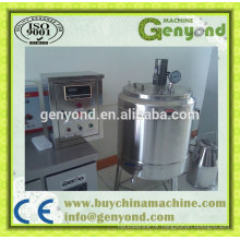 Top Quality Small Capacity Milk Pasteurizer