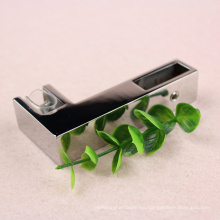 Abrazadera de la puerta de la ducha de la fuente profesional de China / clip de cristal con alta calidad