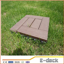 Pavimento laminado impermeável WPC decking