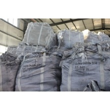 Graphite powder for smelting
