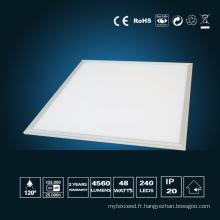 Lumière de panneau LED 48W
