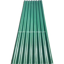 Workshop Construction Anti-Corrosion Mgo Roofing Sheet
