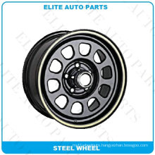 15X7 Steel Wheel for Car