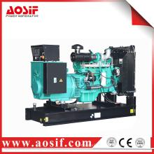 Alternateur de générateur de 70kva basse vitesse avec moteur diesel