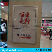 Factory Price Aluminum Poster Frame Light Box