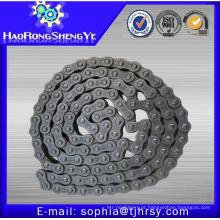 Corrente de rolo padrão 08B (passo 12,7 mm)